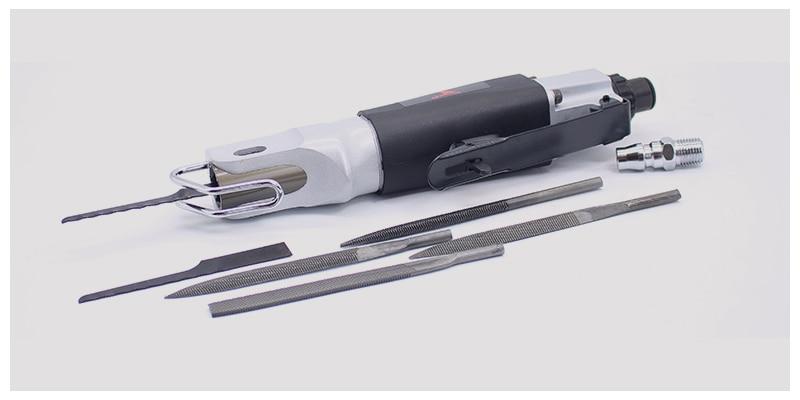 YOUSAILING Quality TP 0499 Dual Function Pneumatic Saw Oscillating Air Saw Reciprocating Pneumatic Drag Saw Air Cutting Tool