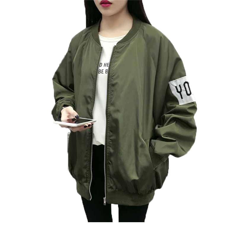 Popular Korean Bomber Jacket-Buy Cheap Korean Bomber Jacket lots ...