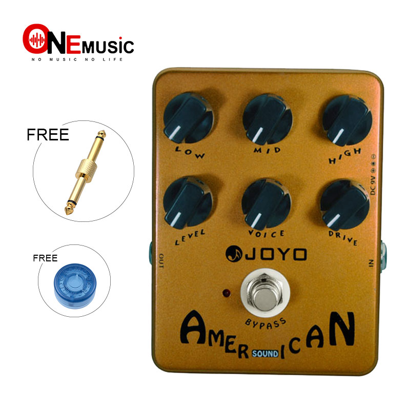 JOYO JF 14 American Sound Speaker Simulator The Electric Guitar Single Block Guitar Effects Pedal with