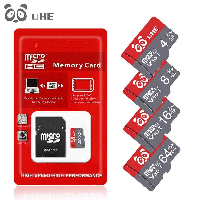 Microsd Micro Sd Card Memory Card 16GB Class10 Carte Sd 32gb Sdxc High Quality TF Memoria 16g 64GB For Smart Mobilephone Adapter