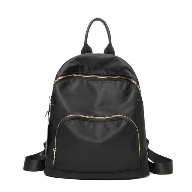 Women Genuine Leather Bag Brand Backpacks Famous Designer Backpack Kanken  Classic Mochila Feminina backpacks for teenage 93ac0065b0079