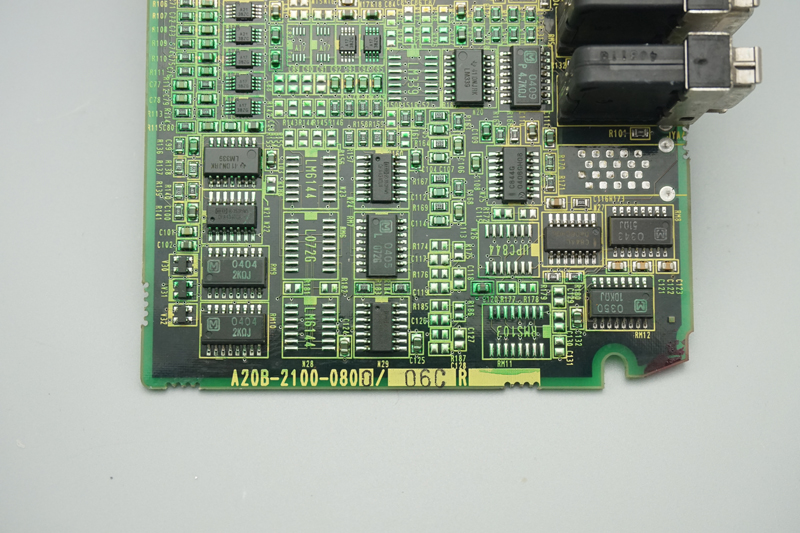 Fanuc pcb circuit card A20B-2100-0800 for spindle amplifier control board