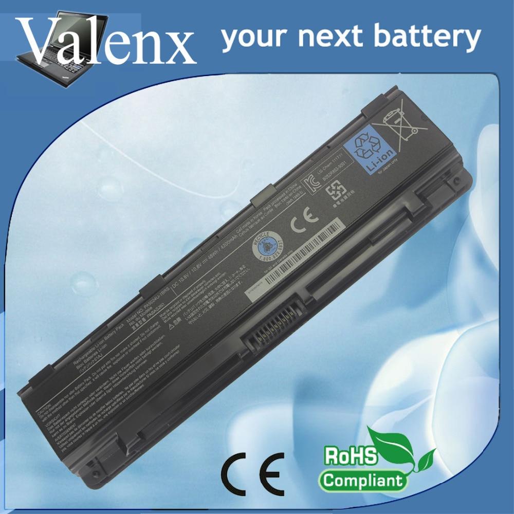 Batería de laptop Para Toshiba Qosmio T752 Satellite B352 T652 C805 C855 L850 L855 M800 PA5024U-1BRS