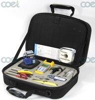 FTTH Fiber Optic Installation Tool Kit with Fiber Cleaver Orientek TFH 13