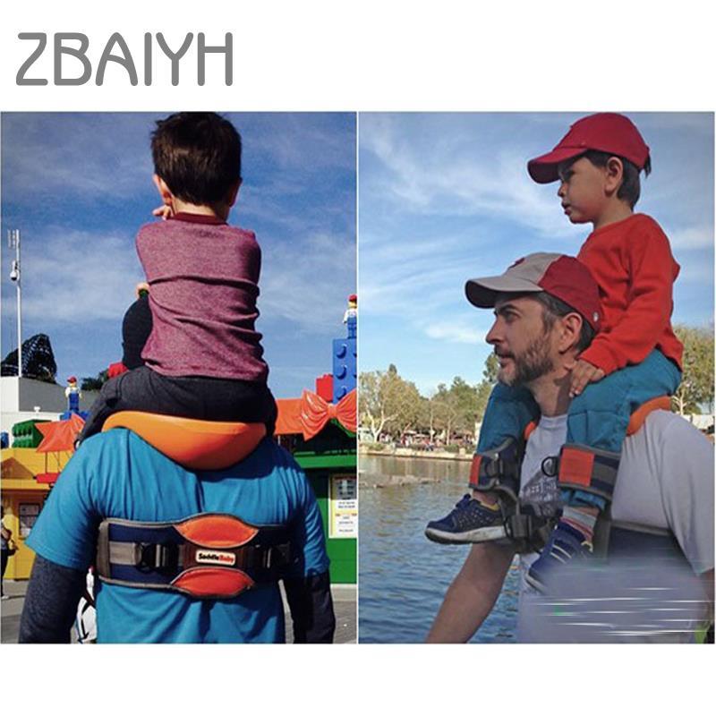 Safest Hands-Free Shoulder Carrier Strap Rider For Kids Kangaroo Baby Ergonomic Backpack Carrying Children Sling Chicco Manduca