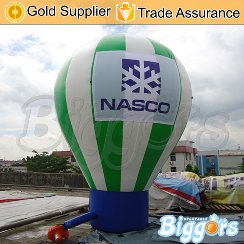 Customized Inflatable Balloon Inflatable Ground Balloon For Advertising ao058r 2m sky balloon new brand attrative pvc helium balloon custom advertising inflatable balloon