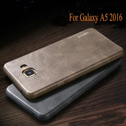 competitive price eaff7 22d31 For SAMSUNG Galaxy A5 2016 vintage leather case for samsung A5 2016 ...