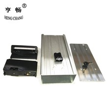 Чехол с литиевой батареей для электрического велосипеда, задняя стойка, алюминиевый чехол, ящик для хранения литиевой батареи, внутренний диаметр 145x68x295 мм