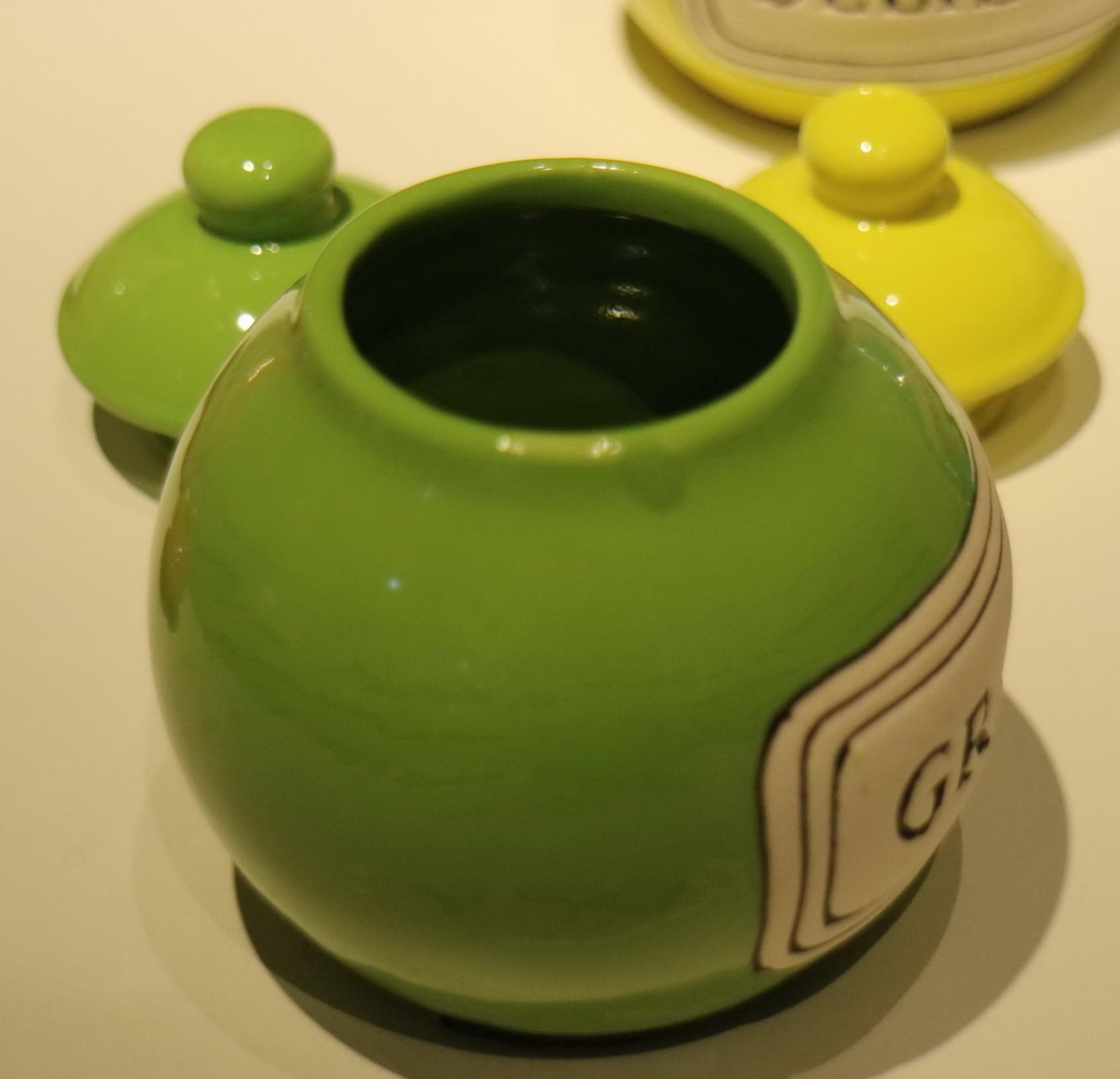 Fantastisch Küche Kanister Keramik Bilder - Küche Set Ideen ...