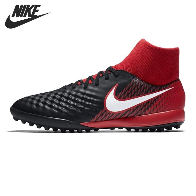 Original New Arrival 2017 NIKE  MAGISTAX ONDA II DF TF Men's Football Shoes Sneakers бутсы nike jr magista onda ii df fg 917776 061