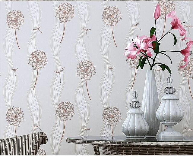 Papel De Parede Wallpaper Gulungan Dekorasi Rumah Ruang Mural Foto Tamu Yang Modern