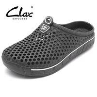 Garden Clog Shoes For Men Women Qiuck Drying 2016 Summer Beach Slipper Flat Breathable