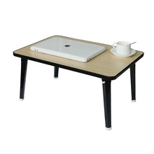 YST A case of notebook comter bed with foldable desk table simple small lazy lengthened and widened FREE SHIPPING