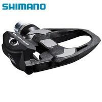 Shimano Профессиональный шоссейный велосипед Педали для автомобиля dura асе pd r9100 углерода легкий дорожный Велосипедный Спорт самоблокирующимс