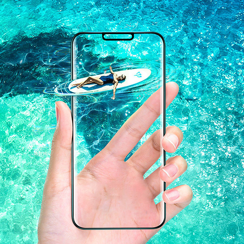 For-Vivo-Y81-Tempered-glass-full-cover-protective-screen-for-For-Vivo-Y81-glass-protector-For
