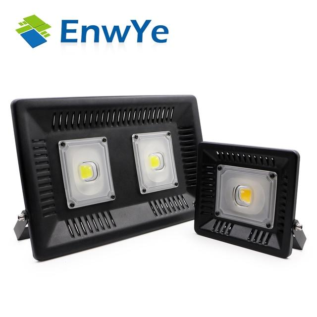 100% 50W 100W perfect power LED Flood Light Floodlight LED street Lamp 220V waterproof Landscape Lighting IP65 led spotlight