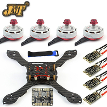 JMT DIY Kit Threel X 3K Removable Frame RS2306 2400KV Motor Brushless 30A ESC with PDB for RC FPV Racing Dshot Drone Quadcopter