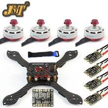 JMT DIY Kit Threel X 3K Removable Frame RS2306 2400KV Motor Brushless 30A ESC with PDB for RC FPV Racing Dshot Drone Quadcopter