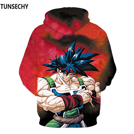 TUNSECHY Brand Dragon Ball 3D Hoodie Sweatshirts Men Women Hoodie Dragon Ball Z Anime Fashion Casual Tracksuits Boy Hooded 35