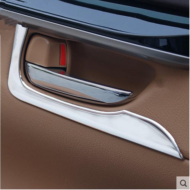 Angelguoguo Car Door Open Handle Decoration For Lexus Es Series In