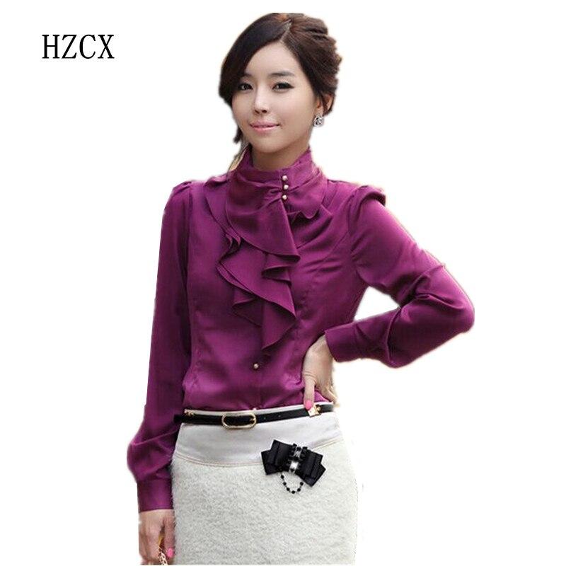Popular Shirts Women Business-Buy Cheap Shirts Women Business lots ...