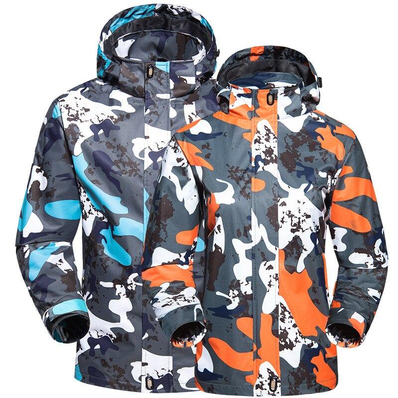 Décontracté Camouflage imperméable veste femmes hommes en plein air voyage randonnée vestes tactique manteau printemps vêtements d'extérieur automne chasse vêtements