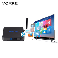 EN STOCK! VORKE Z1 Amlogic S912 Android 7.14 K VP9 Smart TV BOX 3G DDR4/32G mem 802.11AC WIFI Gigabit LAN Dolby HDMI Media Player