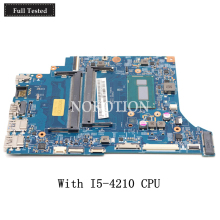 NOKOTION NBMPF11002 NB.MPF11.002 For Acer aspire V3-331 V3-331G laptop motherboard 448.02B17.0011 I5-4210U CPU DDR3L Mainboard high quanlity laptop motherboard for acer aspire 7551 7551g 4 graphics chip 48 4hp01 011 mainboard