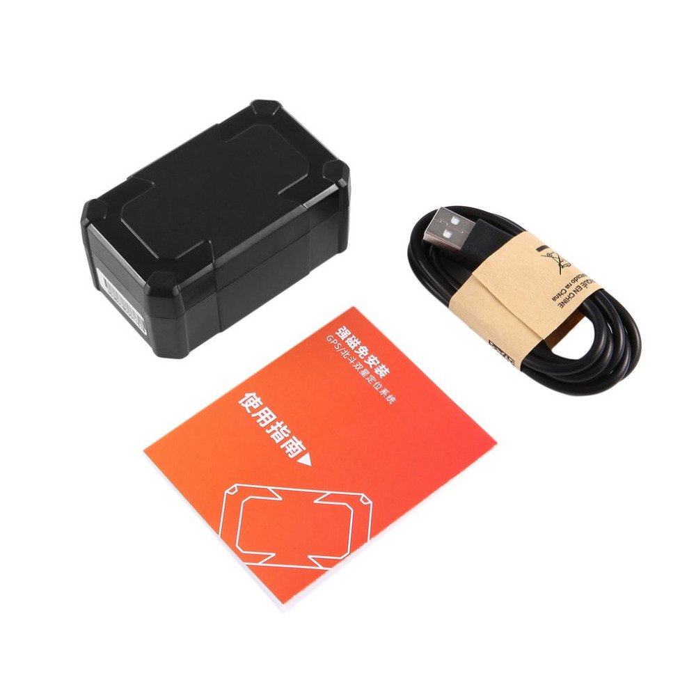 Portable GT018B Vehicle Car Magnetic GPS Real Time Tracker Locator Tracking & Monitoring Devices Auto Personal Alarm