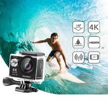 Akaso EK7000 4 К Открытый Wi-Fi камера Ultra HD водонепроницаемый видеокамера 12MP широкий угол обзора 170 градусов