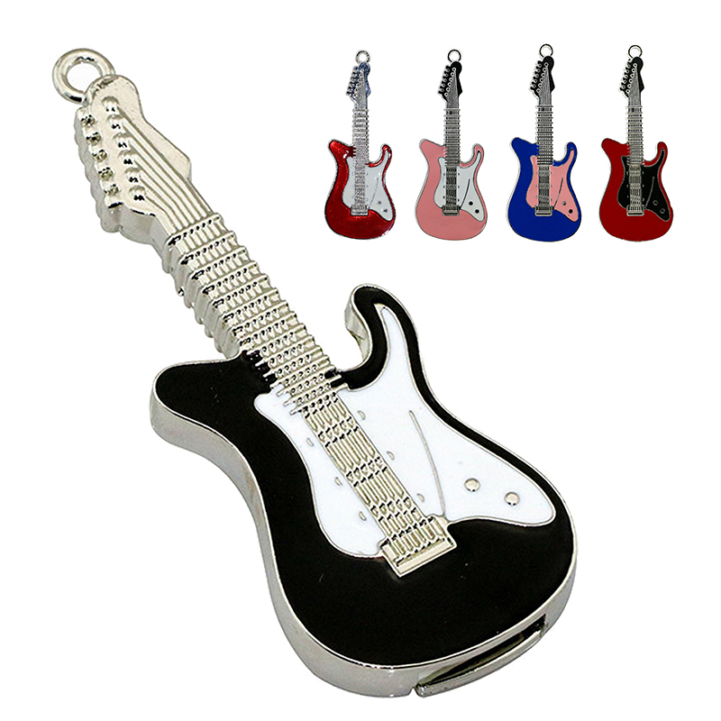 metal instruments electric guitar usb flash memory stick 2gb 4gb 8gb 16gb 32gb 64gb usb flash. Black Bedroom Furniture Sets. Home Design Ideas