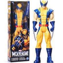 "Nouveau 12 "" 30 CM Super Hero x-men Wolverine PVC Action Figure collection Toy The AVENGERS Marvel Titan Hero série avec dans la boîte"