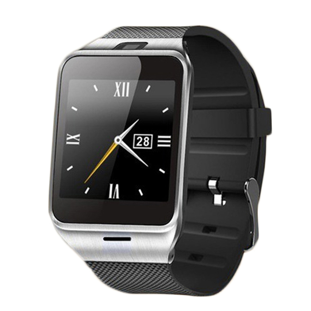 GZDL Smartwatch Wearable Devices GV18 Aplus Sport Sleep Tracker Pedometer Camera Wristwatch Bluetooth SIM Smart Phone WT8960