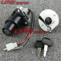 For YAMAHA Old FZR250 FZR400 FZR500 FZR600 1HX Lock motorcycle ignition Switch Lock Key Gas Tank Cap Cover Latch