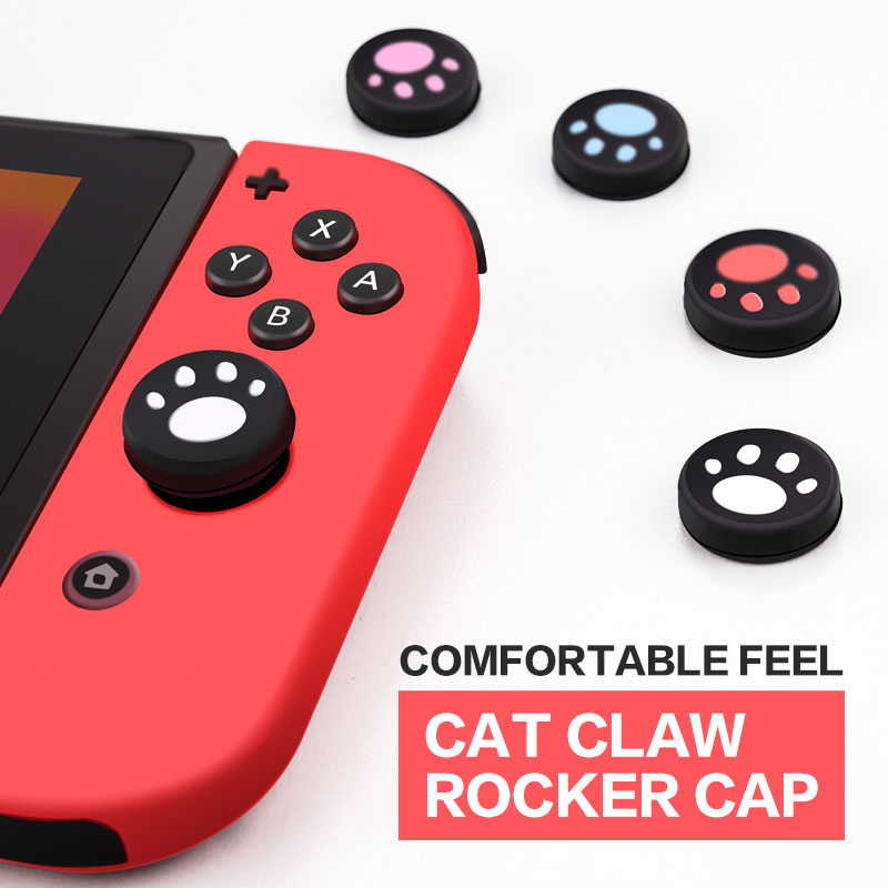 ThumbStick-Silicone-Button-Grip-Cap-Case-For-Nintend-Switch-SONY-PS4-Controller-XBOXONE-Wii-Gamepad-Joystick