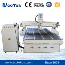 AKM1325 2017 High efficiency low energy consumption 4×8 ft cnc router price for wooden door furniture plywood