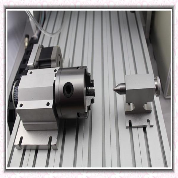Mini máquina de torno cnc AMAN 3040 800W venta - Maquinaría para carpintería - foto 2