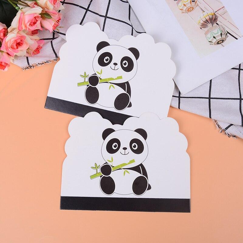 10 Stks/partij Panda Thema Uitnodigingen Verjaardagsfeestje Supplies Panda Wegwerp Servetten Party Decroations Betrouwbare Prestaties
