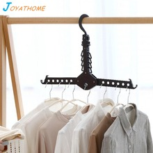 Joyathome Multifunction Magic Clothes Hanger Drying Rack Pants Non-Slip Thick Foldable Multi-Layer