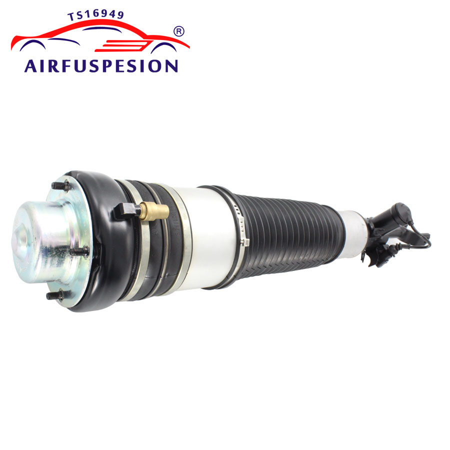 For Audi A6 4F C6 Front Right Air Suspension Shock Absorber Air Spirng Strut 4F0616040AA 4F0616040 4F0616040N 4F0616040T 2 front air suspension shock strut for audi a8 d3 4e 2002 2010 4e0616039ah 4e4616040e 4e0616040af 4e4616039d 4e4616040d