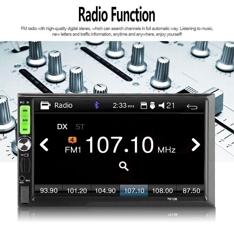 Автомобильный MP5 плеер 7 дюймов гибкий MP5 плеер MP5 Авто MP5 плеер умное радио