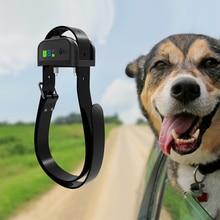 Перезаряжаемый ошейник для собак с защитой от лай, контроль коры, обучение питомцев, водонепроницаемый, 10 уровней, регулируемая чувствительность, ошейник для дрессировки собак#4