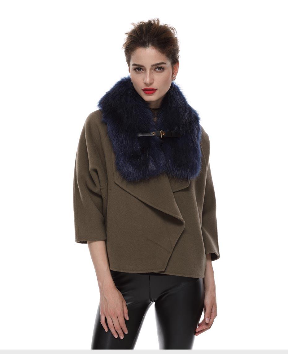 fuax women Last fur 7