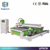 Factory supply 3d cnc router