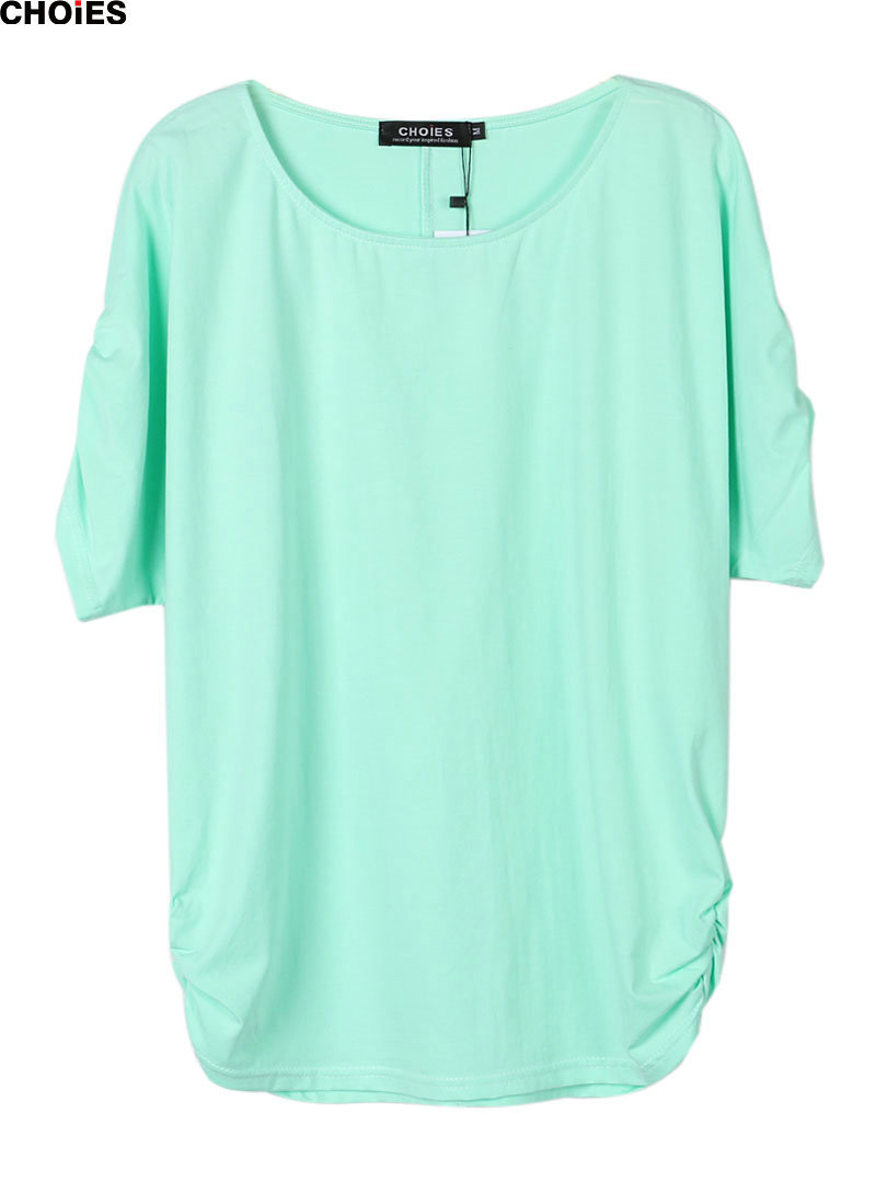 Mint Green Shirts For Womens | Is Shirt