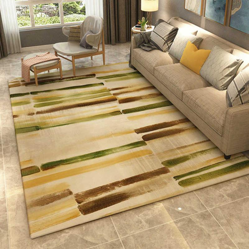 160x230 см Современные художественные абстрактные ковры для гостиной ковры для спальни домашний декор, кофейный ковер напольный коврик для учебы