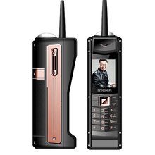 Big Retro Mobile Phone Luxury Classic With Antenna Power Ban