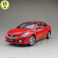 1/18 Mazda 6 Sedan Diecast Metal Car Model Toy Boy Girl Gift Collection Red