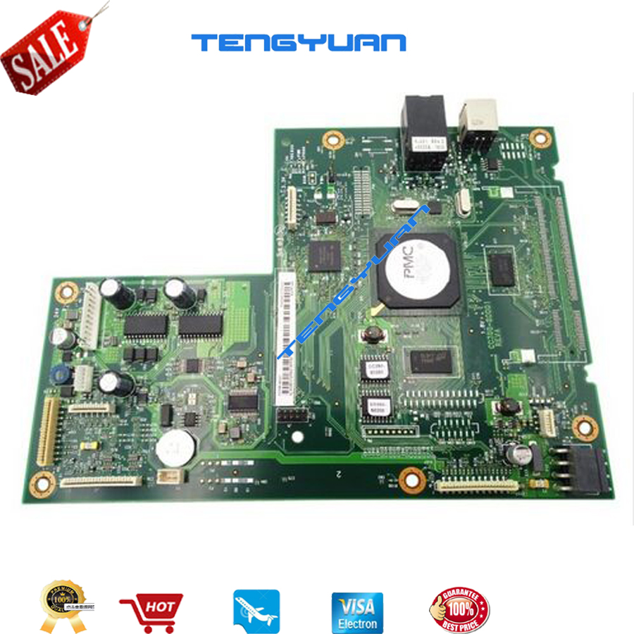 Free shipping 100% tested for HP1312 CM1312NFI Formatter (main logic) board CC398-60001 CC397-60001 on sale