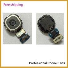 Reemplazo original volver cámara trasera para samsung galaxy s4 i9500 i9505 cámara con flex cable de reparación de piezas